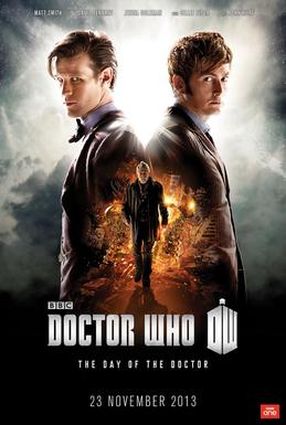 Poster Day of the Doctor