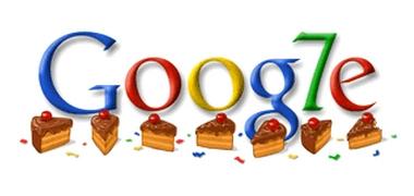 Google 07 cumple