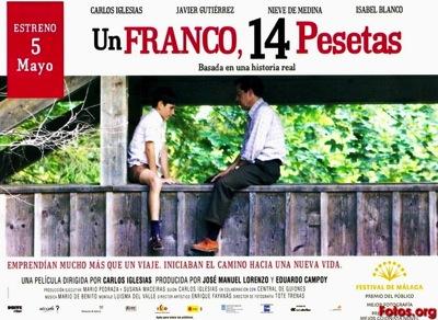 Un Franco 14 Pesetas tt0479230 es 2006