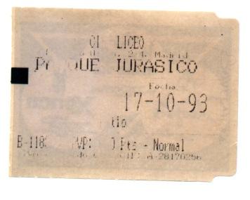 1993 10 17  Parque jurasico