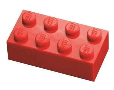 2x4brick red